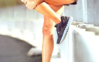 Восстановление после растяжения связок колена