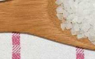 Для чего нужен солевой раствор?