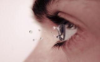 Последствия ушиба глаза