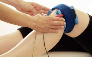 Какие симптомы ушиба коленного сустава?