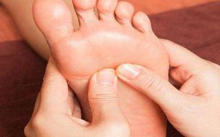 Что такое ушиб стопы?