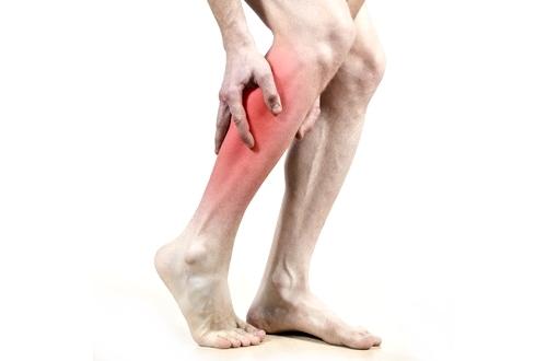 Растяжение икроножной мышцы: симптомы и лечение в домашних условиях