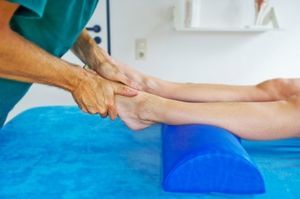 Вывих лодыжки - симптомы и лечение в домашних условиях