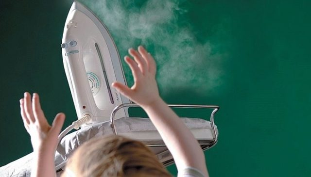 Ожог от утюга: что делать и как лечить в домашних условиях