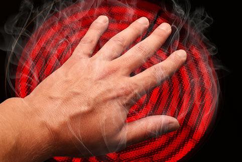 Первая помощь при термических ожогах: правила оказания