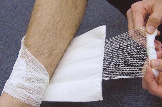 Чем обработать рану после ожога