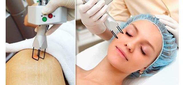 Как убрать шрам на лице: домашние и косметические методы