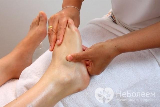 Травмы голеностопа классификация симптомы и лечение