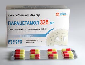 Передозировка парацетамолом: симптомы, первая помощь, лечение